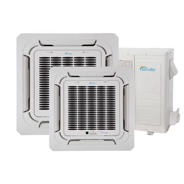 [:fr]28000 BTU Double Zone climatiseur de plafond-pompe à chaleur-Sena/30HF/dic[:en]28000 BTU Dual Zone Ceiling Air Conditioner - Heat Pump - SENA/30HF/DIC[:]